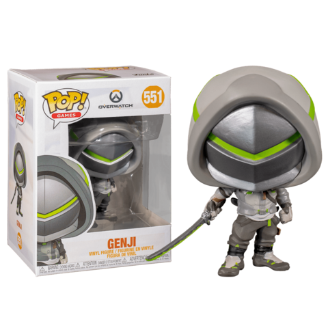 Overwatch - Genji Funko Pop! Vinyl Figure || Гендзи - Overwatch