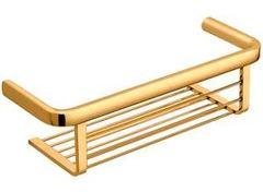 Полка для ванны 30см. Colombo Lulu B6232GL, золото