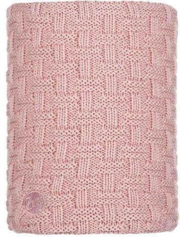 Шарф-труба вязаный с флисом Buff Neckwarmer Knitted Polar Airon Blossom Pink