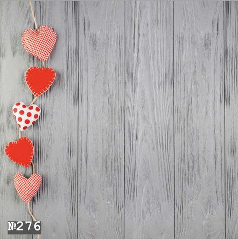 Фотофон виниловый «День влюбленных» №276