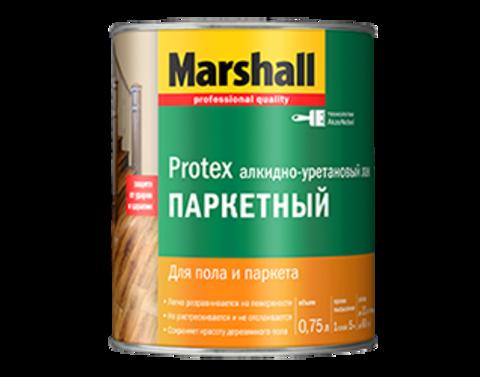 Marshall PROTEX Алкидно-уретановый паркетный лак .