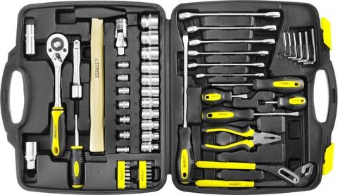 STAYER MASTER 58 универсальный набор инструмента 58 предм.