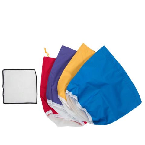 Фильтрационные мешки, набор 4 шт, 5 галлонов