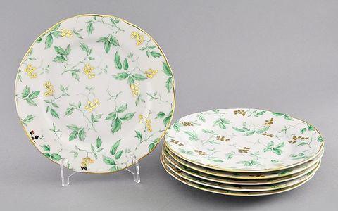 Набор тарелок мелких 19 см 6 штук Мэри-Энн Leander