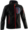 Куртка лыжная 8848 Altitude Ignite Softshell Jacket black мужская