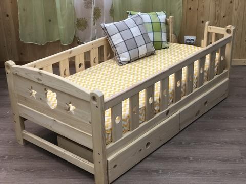 Кровать Мишутка