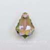 6090 Подвеска Сваровски Baroque Crystal Paradise Shine (16х11 мм)