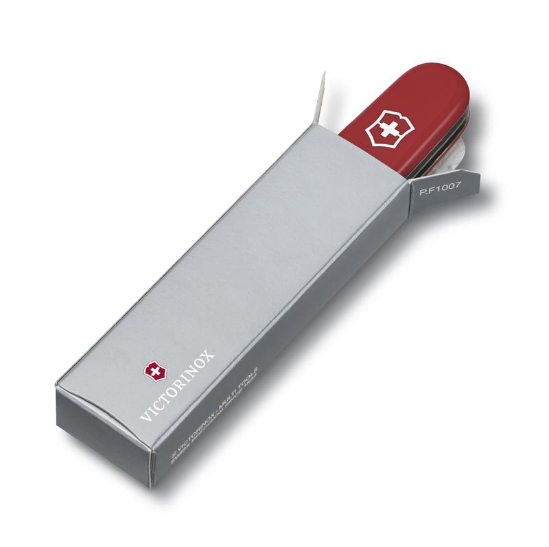 Нож Victorinox Hiker, 91 мм, 13 функций, красный