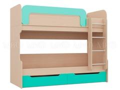 Кровать двухъярусная Юниор-1*