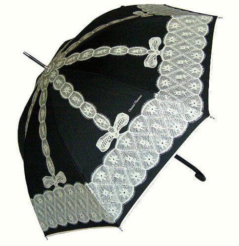 Купить онлайн Зонт-трость Chantal Thomass 404-b Bretelle в магазине Зонтофф.