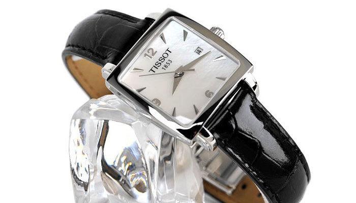 Кварцевые часы tissot женские