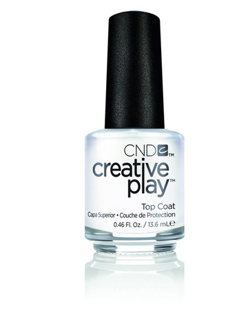 Верхнее покрытие CND Creative Play # 481 (Top Coat), 13,6 мл