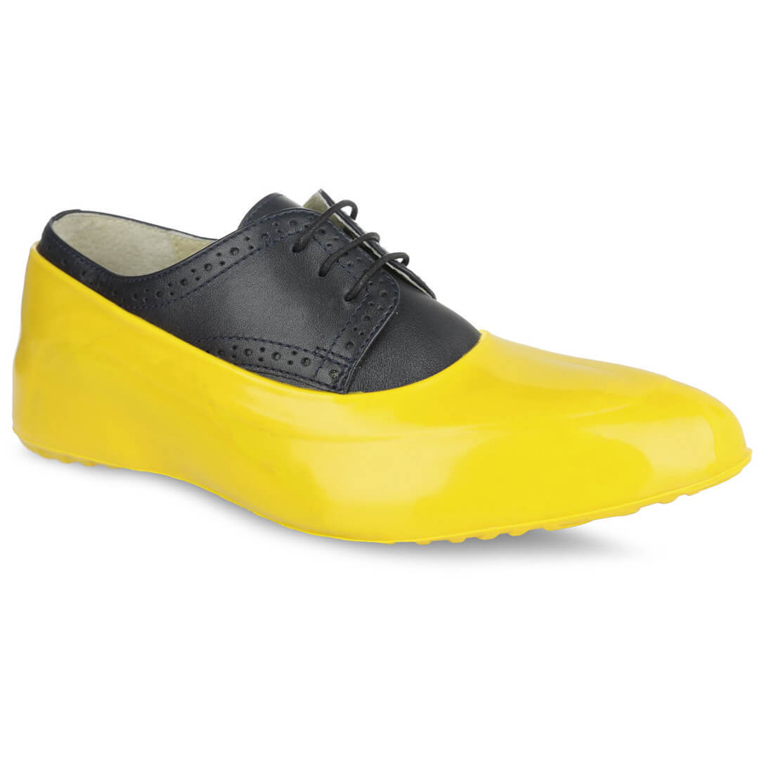 Галоши Мир галош желтые