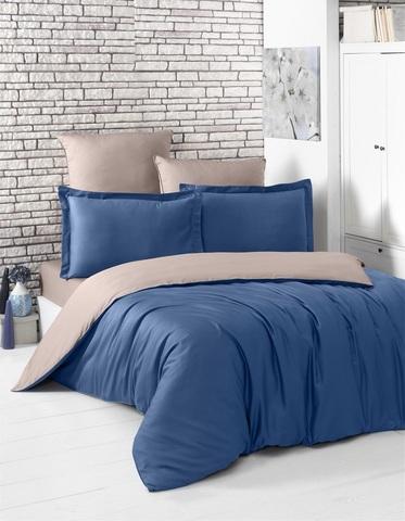 Комплект постельного белья Сатин двусторонний 2-спальный