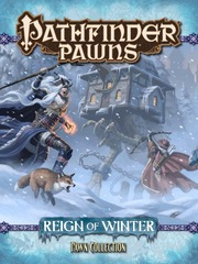 Pathfinder: Reign of Winter Pawn Collection