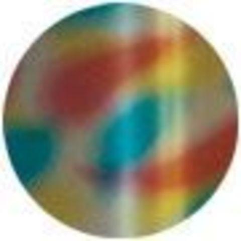 Фольга для ламинирования/фольгирования Crown Roll Leaf - голограммная, №22 -