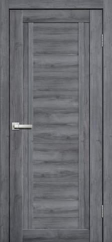 Дверь Fly Doors L-24, цвет дуб стоунвуд, глухая