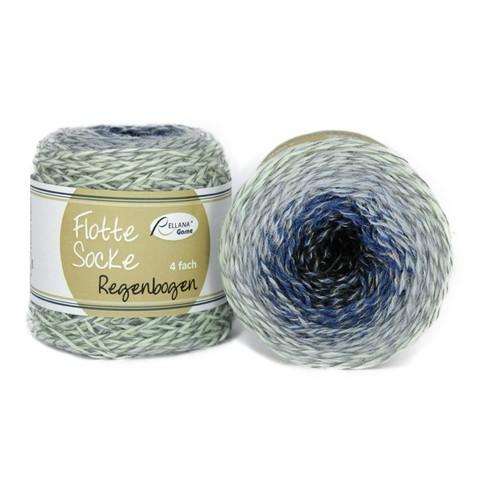 Flotte Socke Regenbogen 1391 пряжа для носков