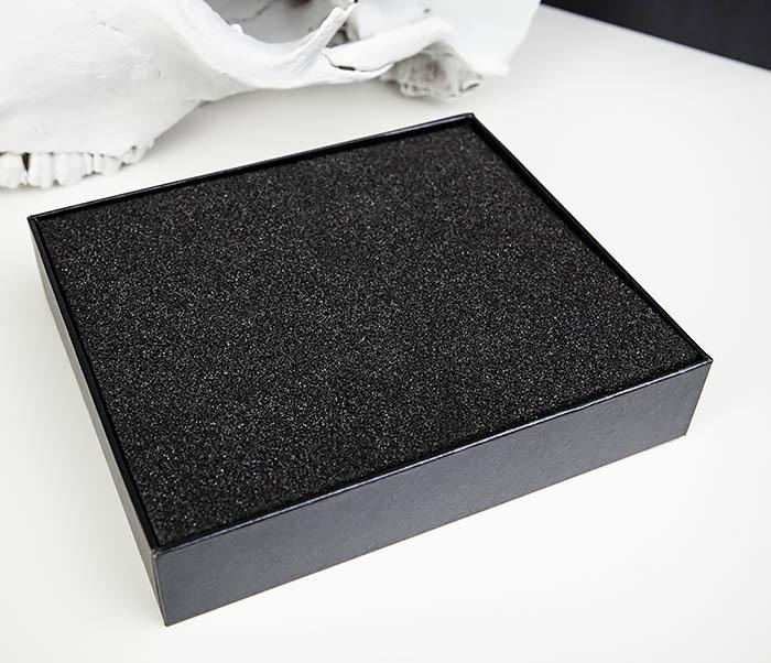 RAZ438-1 Металлическая подставка для бритвы и помазка, TITAN фото 04