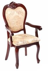 Кресло мягкое 2606 A (MK-1309-DB) Brown