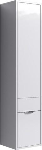 Malaga пенал  подвесной правый, цвет белый Mal.05.03/R,