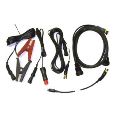 Комплект питающих кабелей и адаптеры для грузовых авто, TEXA 3905031 (Италия)