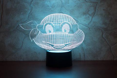 Art-Lamps Черепашка-ниндзя