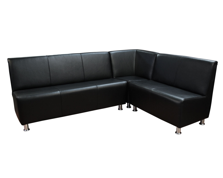 Комбинация из 3-местного дивана, закрытого угла и 2-местного дивана Дели