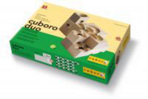 CUBORO CU0112 Деревянный конструктор CUBORO Duo