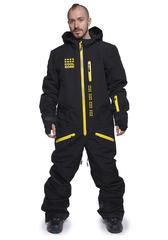Мужской сноубордический комбинезон Cool Zone Kite 31К20М черный | Интернет-магазин Five-sport.ru