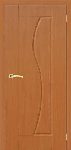 Дверь Сибирь Профиль Элиза, цвет миланский орех, глухая
