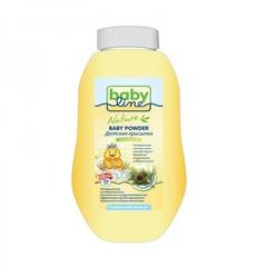 BABYLINE NATURE. Детская присыпка с сосновой пыльцой 125 г
