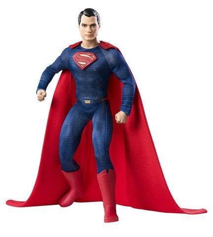 Коллекционная Кукла Барби Супермен (Superman) - Бэтмен против Супермена, Mattel