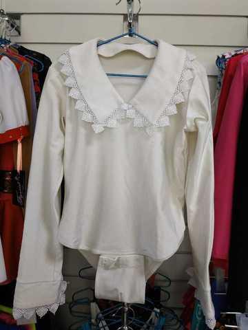 Рубашка-боди (на мал.) б/у, рост 116-122 см