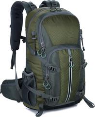 Спортивный рюкзак Feelpioneer D-401 Зеленый 40L