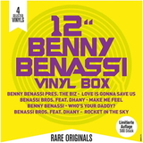 Benny Benassi ‎/ 12' Vinyl Box (4x12' Vinyl Single)