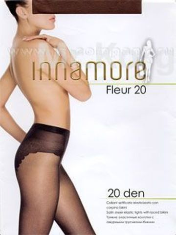 Колготки Innamore Fleur 20