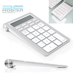 Цифровой блок клавиш Satechi Satechi Bluetooth Wireless Smart Keypad для iMac, MacBook Air, MacBook Pro, MacBook, and Mac Mini