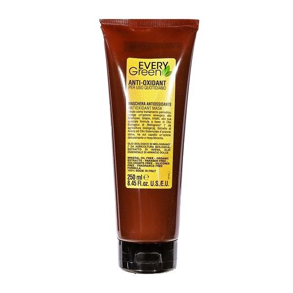 Маска для волос антиоксидант Dikson Every Green Anti-Oxidant Mashera Antiossidante 250мл