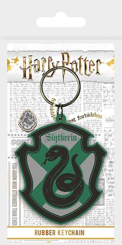 Брелок силиконовый Harry Potter (Slytherin)
