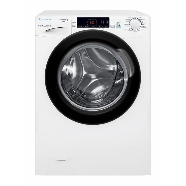Узкая стиральная машина Candy GrandO Vita Smart SGV44 128TWB3-07 фото