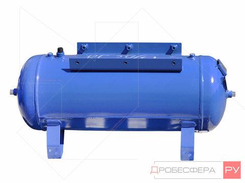 Ресивер для компрессора РГ 50-10 горизонтальный