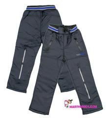 11021 штаны снежок средние утепленные