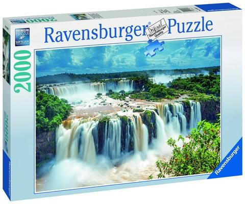 Puzzle - Waterfall    2000p