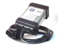 Volvo VIDA DiCE - автомобильный сканер