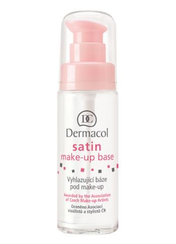 Dermacol Satin Make-Up Base Матирующая база под макияж с выравнивающим эффектом, 30 мл