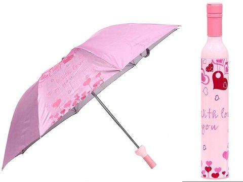 "Зонт в бутылке ""Love"""