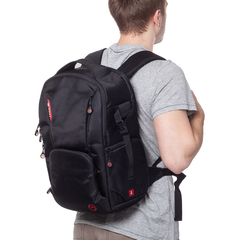 Рюкзак для фотоаппарата NEST Athena A70 (Black)