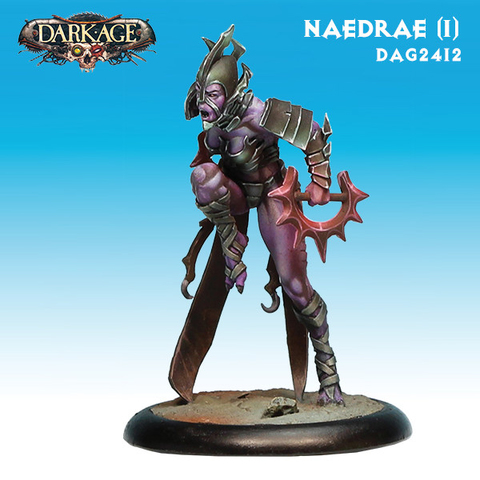 Shadow Caste Naedrae (1)