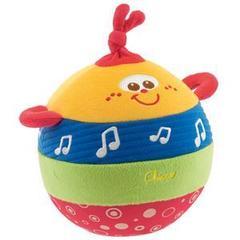 Chicco Мячик мягкий музыкальный (00905.00)